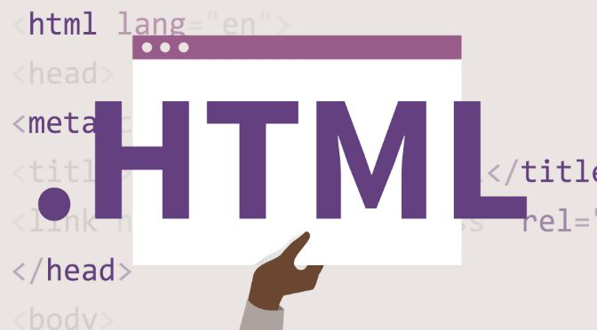 Ngôn ngữ thiết kế website HTML