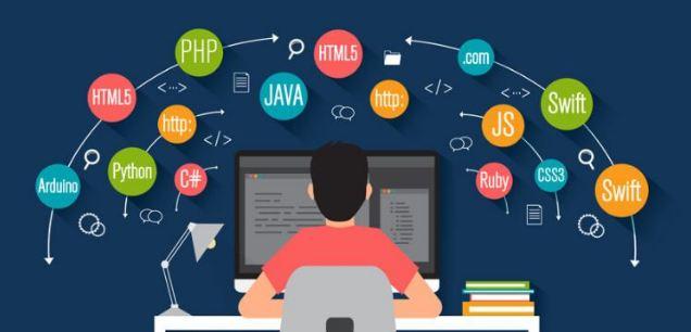 Top 10 ngôn ngữ thiết kế website tốt nhất hiện nay